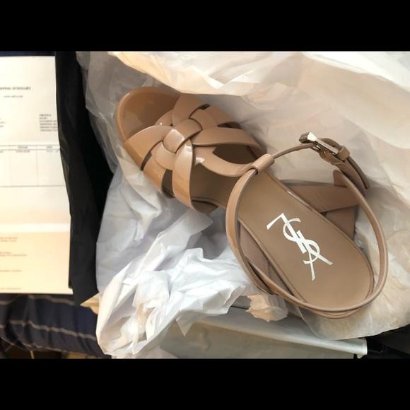 3e50a895 YSL Women's Heels Size 8 NWT